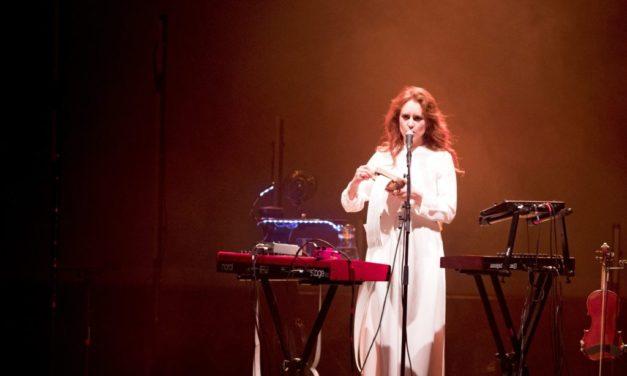 Alison Moyet + Hannah Peel @ Liverpool Philharmonic Hall