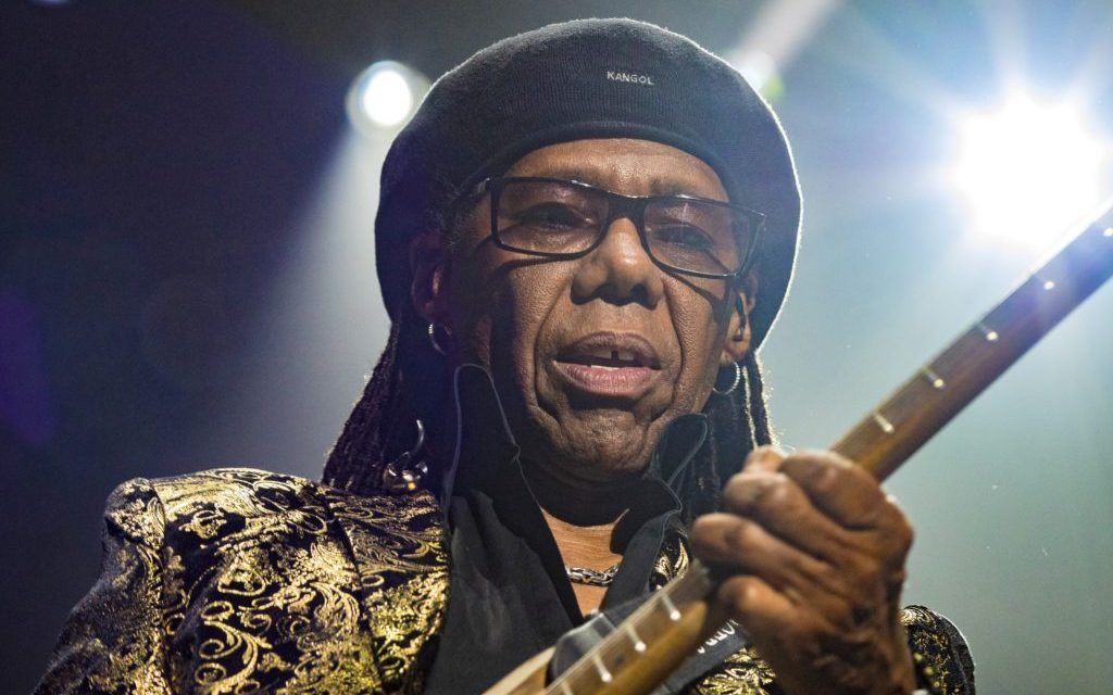 Liverpool Music Week – Chic ft Nile Rodgers