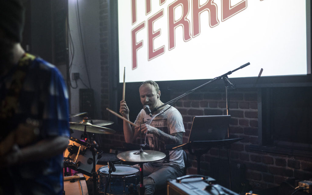 All Hail Hyena + Fossils @ The Ferret, Preston