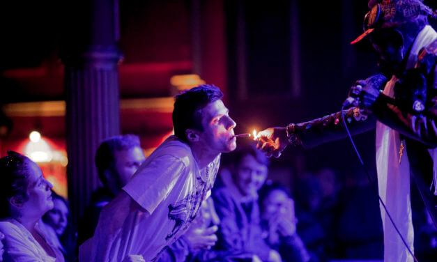 """Lee """"Scratch"""" Perry – Arts Club, Liverpool"""