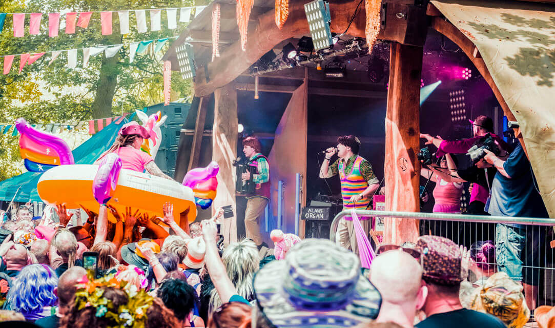 Bearded Theory Spring Gathering 2018 – Review