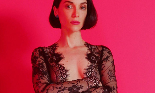St Vincent – UK live dates