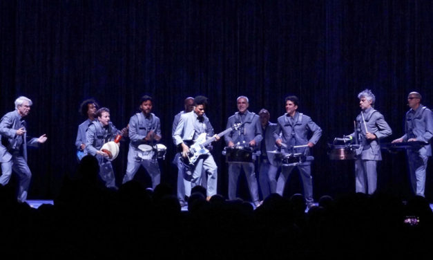 "David Byrne ""American Utopia"" tour – Manchester Arena – Review"