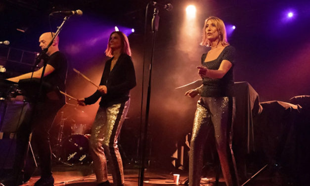 Heaven 17 'The Luxury Gap' In Concert 2018 / Propaganda – O2 Academy Liverpool