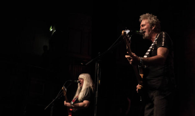 The Sweet Blockbuster Chistmas Show / The Jokers @ Parr Hall, Warrington – Photo Review