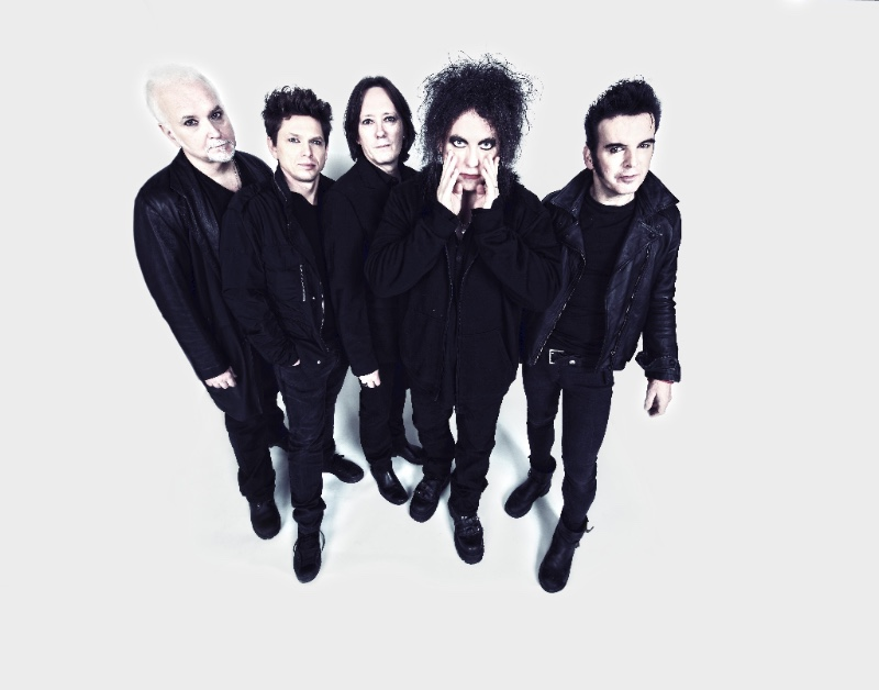 The Cure to play The Summer Sessions this August