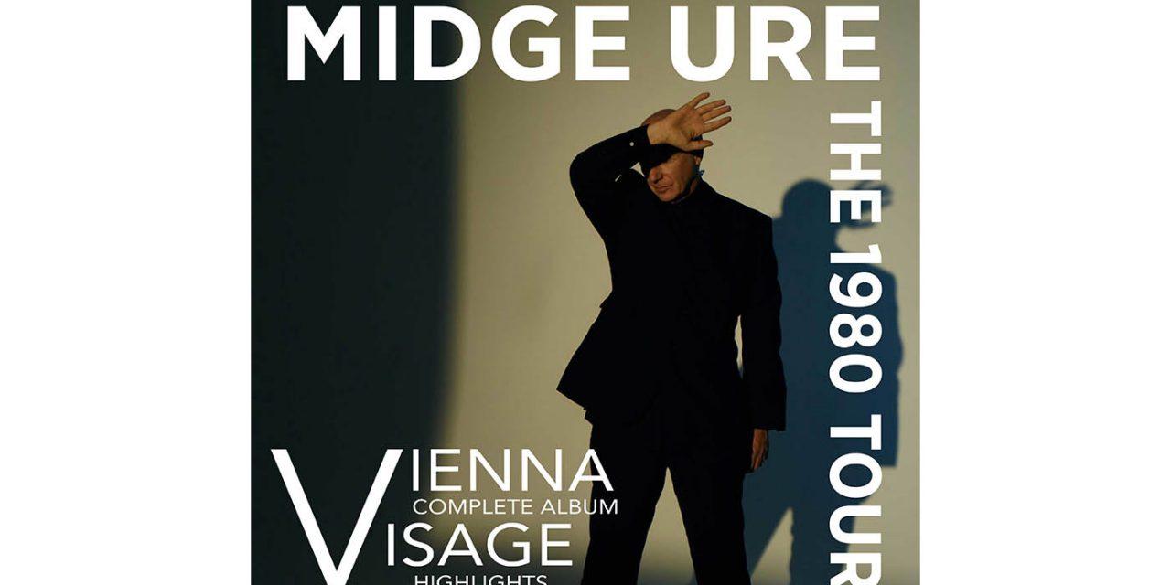 Midge Ure – The 1980 Tour