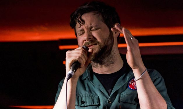 Dan Mangan + Steven Adams @ Yes Basement, Manchester – Photo Review