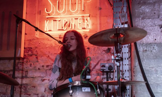 The Nude Party + Pinky Pinky @ Soup Kitchen, Manchester – Photo Review
